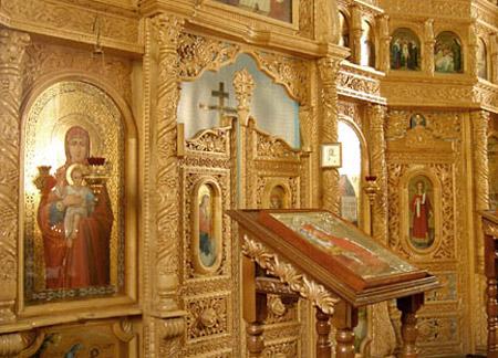 Manastirea Saharna