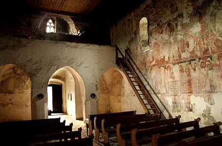 Biserica Santamarie Orlea - Hateg