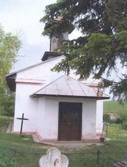 Biserica din Satul Fantana Doamnei
