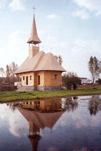 Schitul Sfantul Mucenic Fanurie - Silistea Gumesti, Teleorman