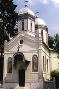 Biserica Schitul Magureanu