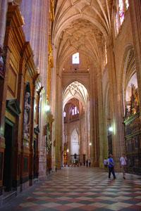 Catedrala din Segovia