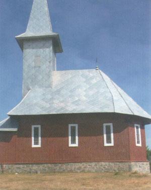 Biserica Schitului de pe Muntele Semenic