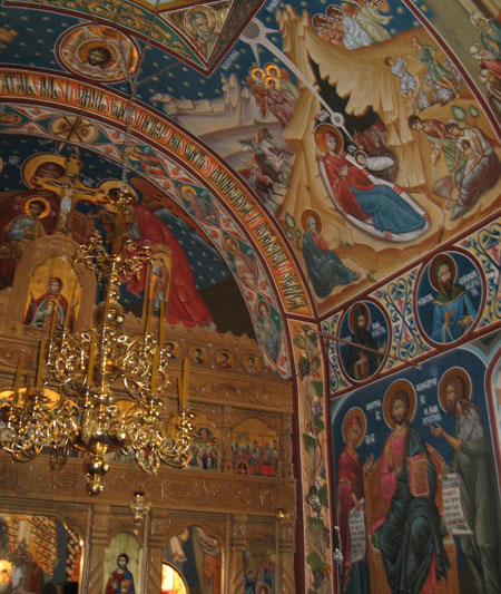 Manastirea Sfantul Gheorghe - Tiganesti