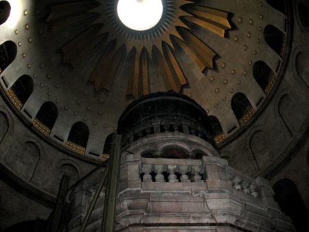 Biserica Invierii - Ierusalim