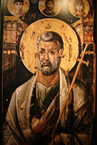 <a href='/invierea-domnului/71055-aratarea-domnului-hristos-sfantului-apostol-petru' _fcksavedurl='/invierea-domnului/71055-aratarea-domnului-hristos-sfantului-apostol-petru' title='Aratarea Domnului Hristos Sfantului Apostol Petru' class='linking auto'>Sfantul Apostol Petru</a> - icoana din-nainte de iconoclasm