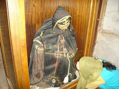 Sfantul Stefan Sinaitul - Muntele Sinai