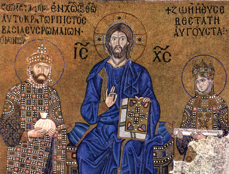 Sfanta Sofia - Catedrala din Constantinopol (astazi Istambul)