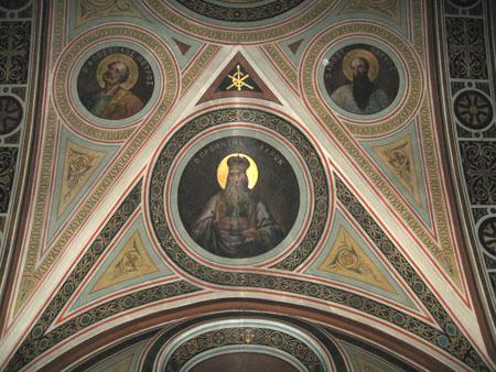Biserica Sfanta Treime din Cetatea Brasovului
