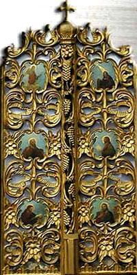 Biserica Sfanta Treime din Siret