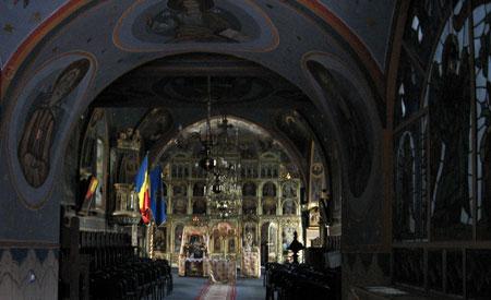 Biserica Sfanta Treime din Scheii Brasovului - Pe Tocile