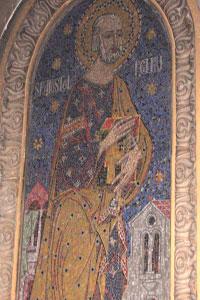 Biserica Sfantul Ioan - Nou - <a href='/invierea-domnului/71055-aratarea-domnului-hristos-sfantului-apostol-petru' _fcksavedurl='/invierea-domnului/71055-aratarea-domnului-hristos-sfantului-apostol-petru' title='Aratarea Domnului Hristos Sfantului Apostol Petru' class='linking auto'>Sfantul Apostol Petru</a>