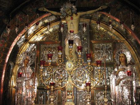 Biserica Sfantului Mormant - Ierusalim