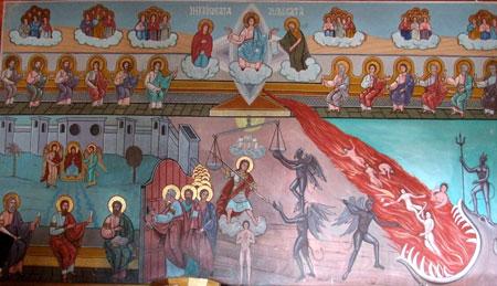 Manastirea Sfantul Sava - Buda, Berzunti