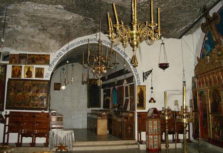 Manastirea Sfantul Sava cel Sfintit - Ierusalim