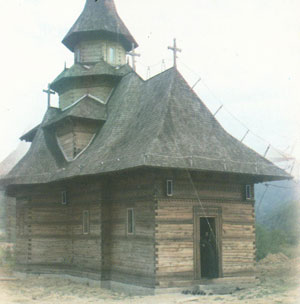 Manastirea Slatina - Nera