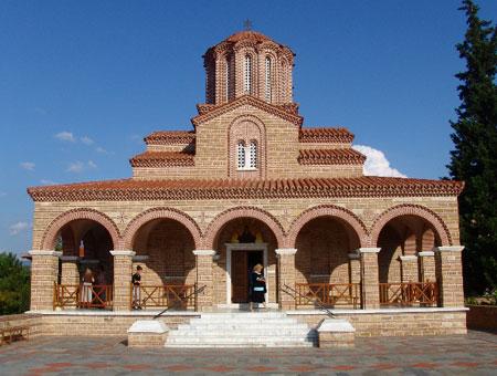 Manastirea Sfantul Ioan Evanghelistul - Sourouti