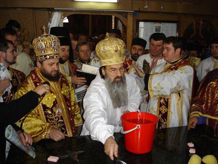 Manastirea Pestera Sf. Ap. Andrei