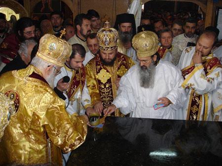 Manastirea Pestera Sf.Ap. Andrei