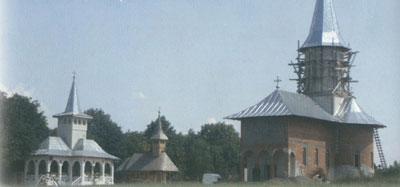 Biserica Adormirii Maicii Domnului, Altarul de vara, Biserica Sf. Mare Mucenic Pantelimon