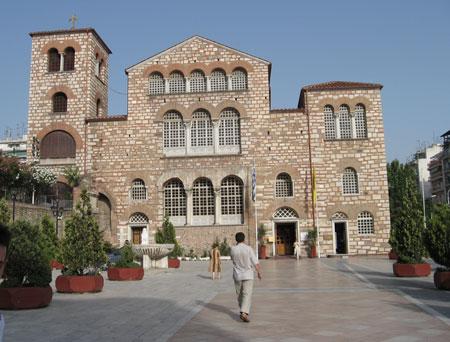 Biserica Sfantul Dimitrie Izvoratorul de Mir