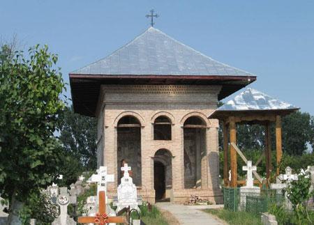 Biserica Nasterea Maicii Domnului - Biserica fostului Schit Turbati