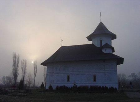 Manastirea Turnu - Prahova