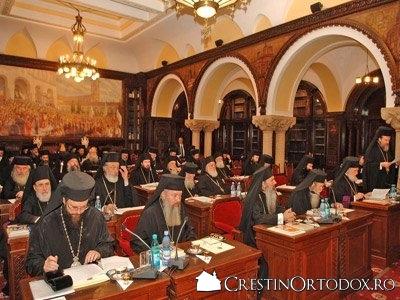 Galerie Foto - Alegerea patriarhului