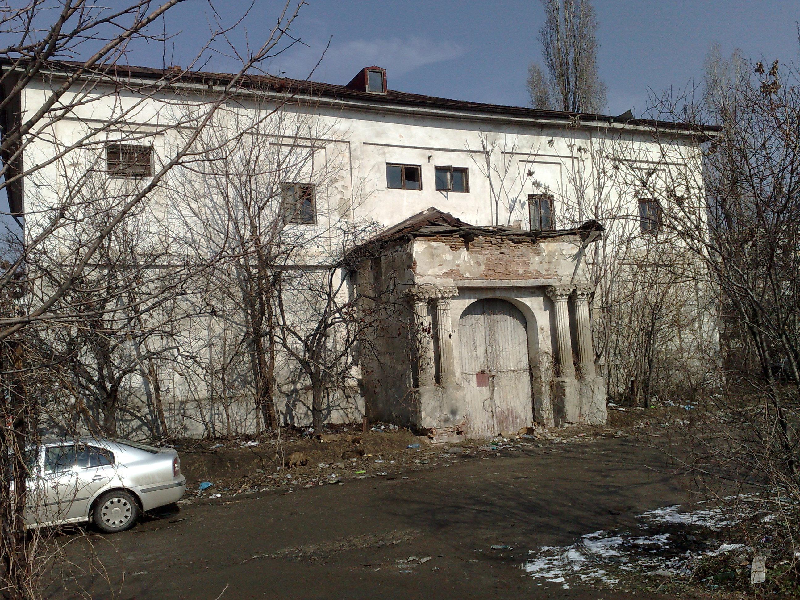 Palatul Dudescu