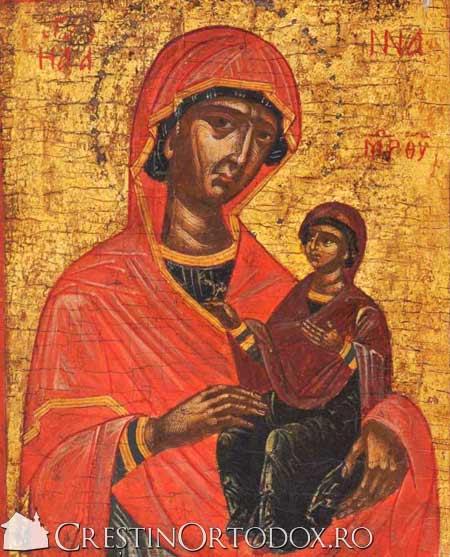 Dreapta Ana - Mama Maicii Domnului