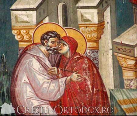 Sfintii Parinti Ioachim si Ana
