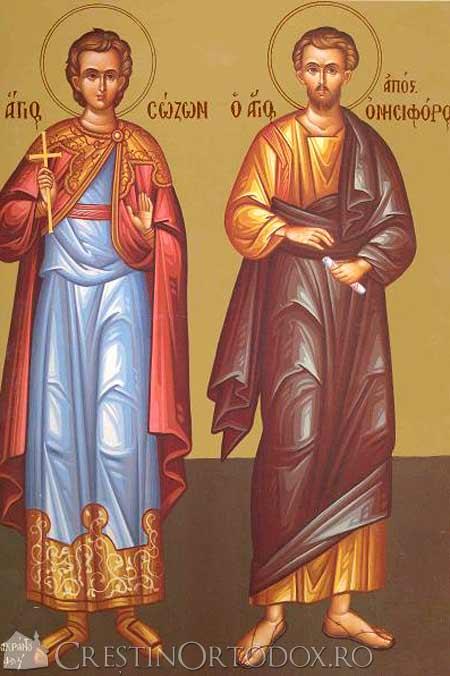 Sfintii Mucenici Sozont si Onisifor