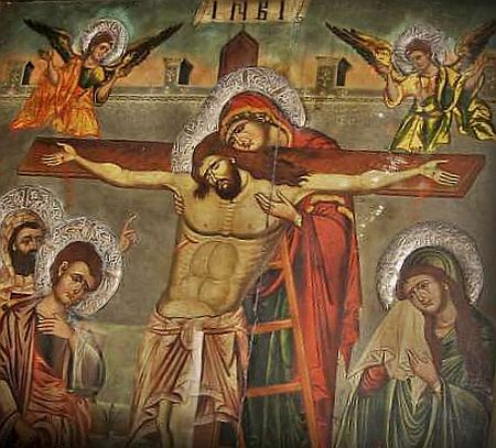Fericit pacat - Rastignirea Mantuitorului Iisus Hristos