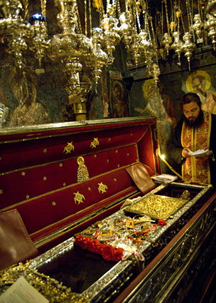 Pelerinaj la Sfantul Spiridon in Insula Corfu