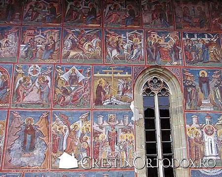 Imnul Acatist - Manastirea Moldovita