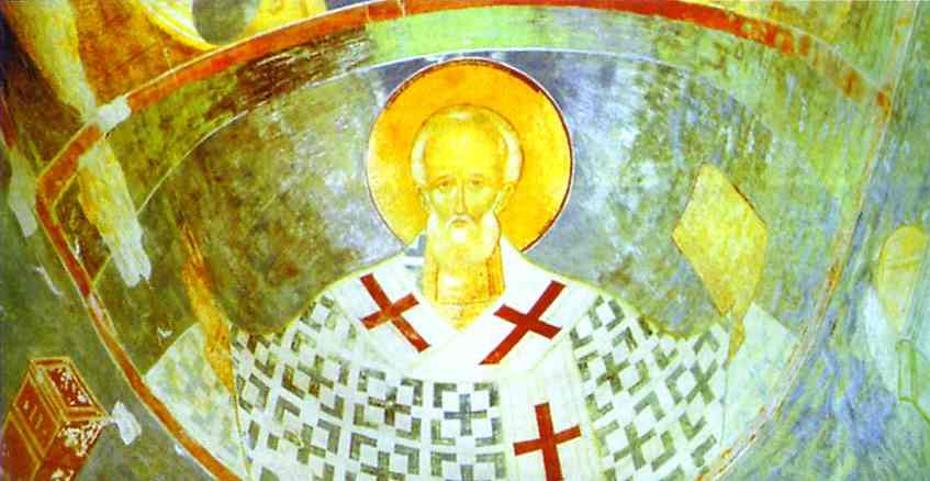 Crucificarea- Dionisie din Moscova