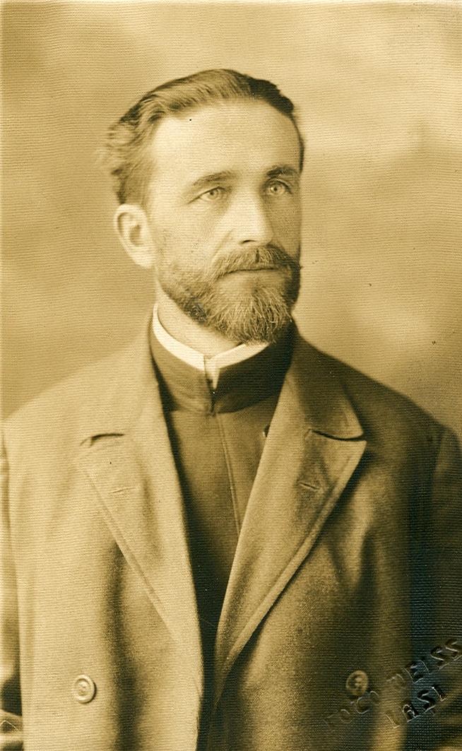 Parintele Gheorghe Vasilache