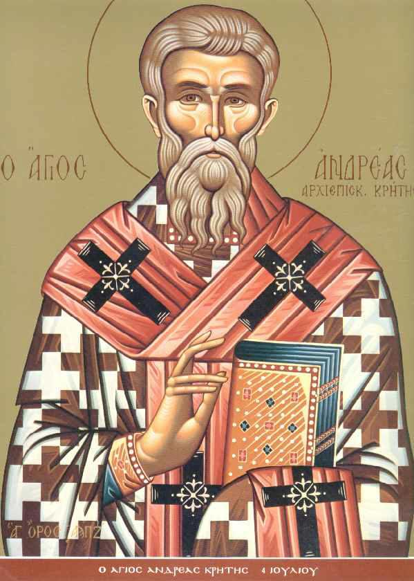 Sfantul Andrei Criteanul