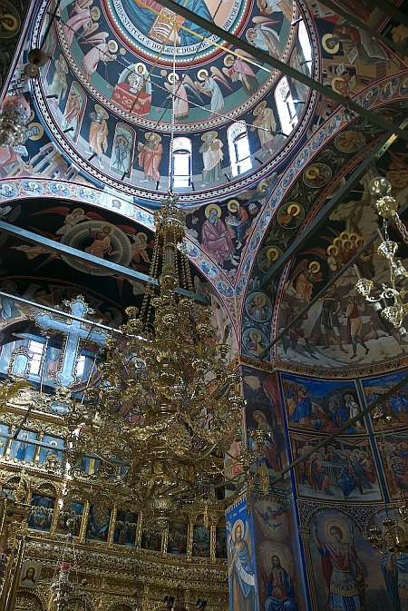 Schitul romanesc Prodromu - Sfantul Munte Athos