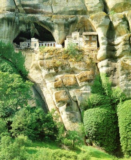 Meteora - Manastirea Ipapantis