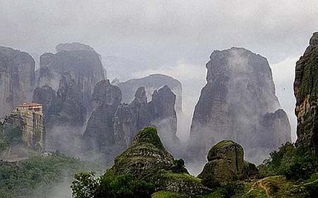 Pelerinaj Grecia - Meteora