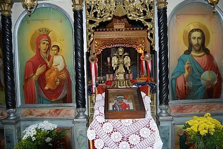 Biserica Sfanta Ana din Ierusalim - locul Nasterii Maicii Domnului