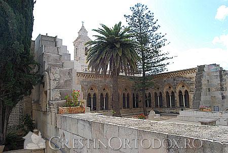 Muntele Maslinilor - Biserica Tatal Nostru