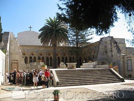 Biserica Tatal Nostru din Ierusalim - Pater Noster