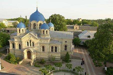 Manastirea Noul Neamt - Moldova