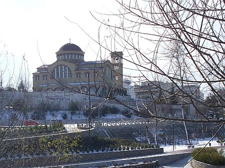 Catedrala Sfantul Ierarh Ahile din Larissa