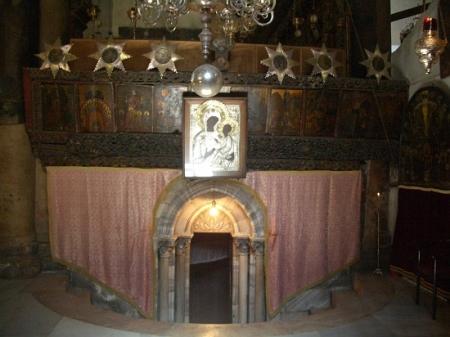 Biserica Nasterea Domnului din Betleem