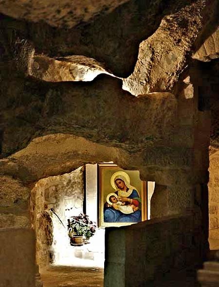 Grota Laptelui din Betleem