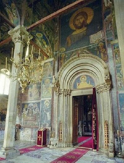 Manastirea Visoki Decani - Serbia