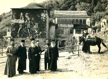 Colciu - Chilia Sfantul Gheorghe